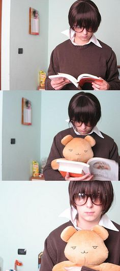 Haruhi Fujioka - Cosplay by MONCHAN! An awesome cosplay! <3
