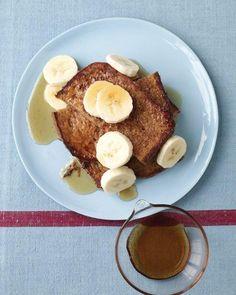 Banana French Toast Recipe- Under 30 Minutes!