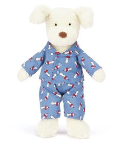 Jellycat BED4PP Bedtime Puppy