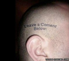 25 Fairly Stupid Tattoo Fails