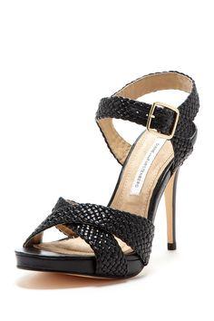 DVF Vivi High Heel Sandal. Hard to improve on perfection.