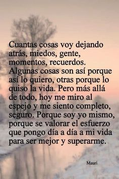 Voy dejando Cute Spanish Quotes, Spanish Inspirational Quotes, Latin Quotes, Amazing Quotes, Best Quotes, Wisdom Quotes, Quotes To Live By, Fake Family Quotes, Frases Love