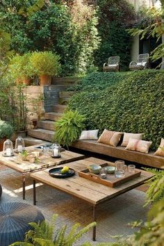 """View this Great Contemporary Patio with Raised beds & Fence. Discover & browse thousands of other home design ideas on Zillow Digs."""