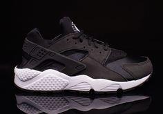 Nike WMNS Huarache - Black - Black - White