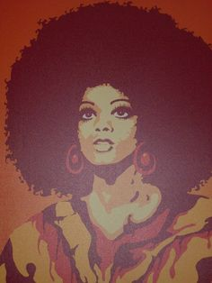 Diana Ross by Ger1co