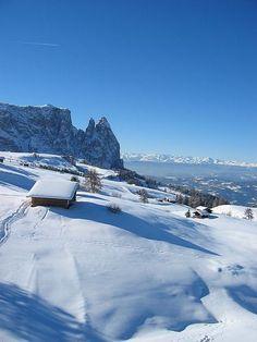 Los mejores destinos de esqui de los Alpes Italianos: Cortina D'ampezzo