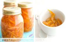 Kan Portakalı Reçeli tarifi