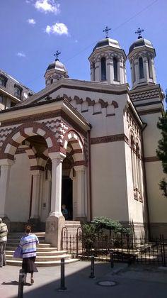 Bucureşti: Biserica Zlătari