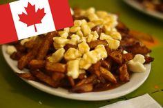 Cómo se comen las patatas fritas en diferentes países del mundo. Curiosidades sobre ls patatas fritas en distintos países, salsas e ingredientes