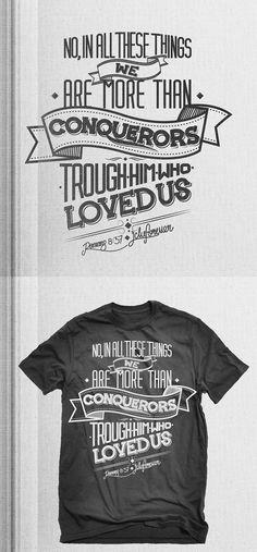 JCLU Forever shirts by Alan Guzman, via Behance