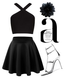 """""""Simple Style---FSJshoes"""" by fsjshoes on Polyvore featuring BCBGMAXAZRIA, LE3NO and Nico"""