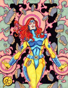 Jean Grey Phoenix, Dark Phoenix, Marvel Comics Art, Marvel X, Marvel Women, Marvel Girls, Jean Grey Xmen, Comic Character, Character Design