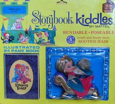 Sleeping Biddle ~ Little Kiddles