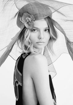 Magdalena Frackowiak by Patrick Demarchelier for Vogue China Collections, Pre-Fall 2014.