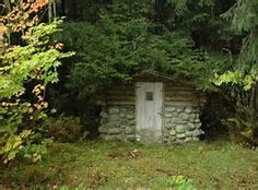 This is our Finnish sauna--it looks like it belongs on the Hobit Movie set. I grew up near Seattle where there were several hills notably Norway Hill and Finn Hill--I won't go into how these hill Finnish Sauna, This Is Us, Cottage, Saunas, Landscape, Building, Plants, Archive, River