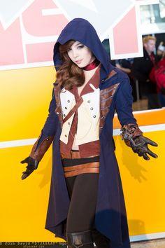 Assassin's Creed Unity - Arno Dorian #cosplay by Monika Lee | PAX East 2015