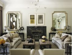 See more of Hubert Zandberg Interiors's Regent's Park Grand House on 1stdibs