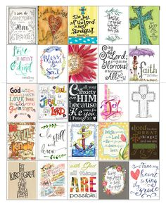 Bible Quotes 12
