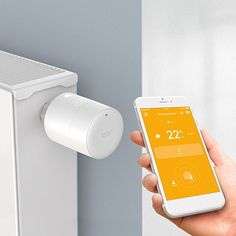 Tado° Smartes Heizkörper Thermostat Starter Kit Für Wohnungen Mit Heizkörper Thermostaten    Intelligente