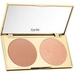 TarteDouble Duty Beauty Don't be Afraid to Dazzle Contour and Highlight Palette