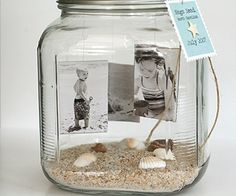Beach Photo Jar @ Fiskarscraft - Fiskars Craft