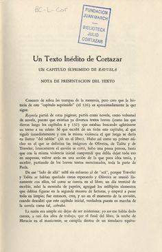 Centro Virtual Cervantes. Los libros de Cortázar
