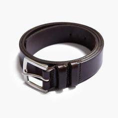Italian Leather Belt | MARMIER Metal Buckles, Italian Leather, Menswear, Belt, Accessories, Fashion, Belts, Moda, Fashion Styles