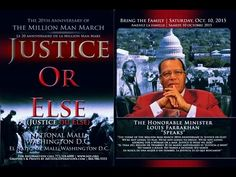 *** Minister Farrakhan Responds to Critiques of JUSTICE OR ELSE | 8-13-2015 10~10~15 ~All Roads Leads to Washington DC