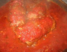 Italian stuffed & rolled flank steak Recipe on Braciole (bree-zshole).Italian stuffed & rolled flank steak recipe on Flank Steak Rolls, Flank Steak Recipes, Meat Recipes, Cooking Recipes, Beef Steak, Water Recipes, Grilling Recipes, Thin Steak Recipes, Beef Flank