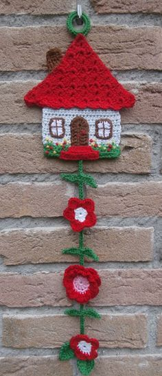 Free Honeymoon Cottage Potholder: Easy Crochet Pattern for a Pot Holder - See more at: http://www.antiquecrochetpatterns.com/honeymoon-cottage-potholder.html#sthash.rETtnXef.dpuf