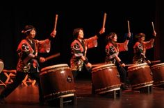 japanese taiko drums - Buscar con Google