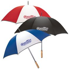 "Custom The Booster Umbrella (60"" arc) (Q97738)"
