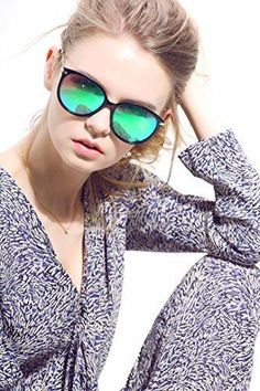 Diamond Candy Women's Sunglasses UV Protection Polarized eye glasses Goggles UV400 43BG