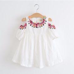 Coco Dress White