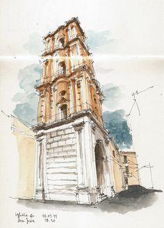 Málaga, Iglesia de San Juan | by Luis_Ruiz