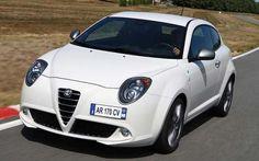 Alfa Romeo Mito snygg som vit oxå
