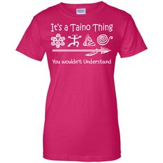 It's a Taino Thing - Ladies Tee