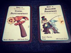 Munchkin Steampunk - Recenzja prototypu