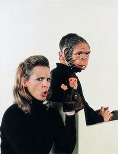 Amy and David Sedaris by Leeta Harding, 2001 #favorite