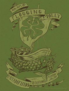 Flogging Molly with the Stanfields from September 18, 2011