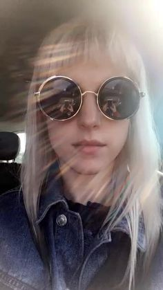 Hayley Williams's Snapchat