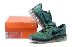 best sneakers e5df5 432b8 Nike Flyknit Air Max Jade Green https   tmblr.co ZWjKhc2QAtidb New