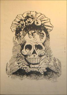 jose guadalupe posada art - Google Search