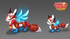 Dragon Ml, Kai, Bowser, Sonic The Hedgehog, Concept Art, Pokemon, Legends, Artwork, Animals