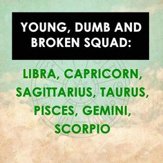 Why am i laughing?♓