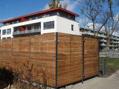Simple Sichtschutz M llplatz GardenHouse
