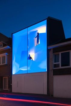 House Holman by Durbach Block #Architects