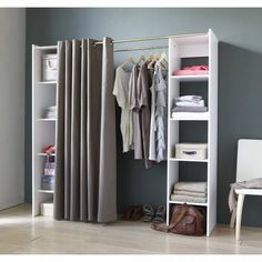 Diy Fitted Wardrobes ( Save House And Add Type ) Ikea Closet, Room Closet, Closet Space, Diy Wardrobe, Wardrobe Design, Open Wardrobe, Wardrobe Ideas, Diy Fitted Wardrobes, Bedroom Storage