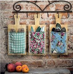27 Smart DIY Cutlery Storage Solutions for Your Kitchen - 27 Smart Di . - 27 Smart DIY Cutlery Storage Solutions for Your Kitchen – 27 Smart DIY Cutlery Storage Solutions - Kitchen Utensil Storage, Cutlery Storage, Diy Storage, Diy Organization, Storage Ideas, Storage Solutions, Cutlery Holder, Kitchen Utensils, Creative Storage