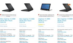 Take an additional $50 off PCs $699 or more at Dell with this coupon code. Free shipping! The offer ends 31/07/2015.